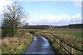 SJ6982 : Track to Yew Tree Farm by David Long