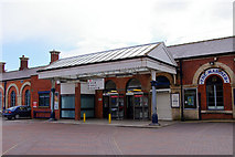 TA2609 : Grimsby Town Station by David Wright