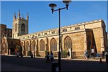 TL1998 : St John the Baptist parish church by Julian Dowse