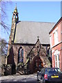 SJ4692 : Our Lady Immaculate and St Joseph, Prescot by Sue Adair
