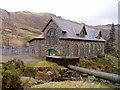 SH6553 : Cwm Dyli Power Station by David Gruar
