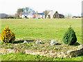 NZ3343 : Littletown, near Sherburn by Oliver Dixon