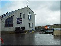 HU3455 : RNLI Aith Lifeboat Station, Shetland by John Dally