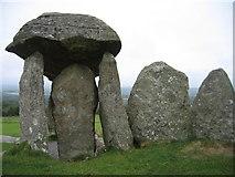 SN0937 : Pentre Ifan dolmen by Lyn Harper