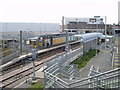 NZ3958 : The Stadium of Light Metro Station, Monkwearmouth, Sunderland, 17th April 2006 by Martin Routledge