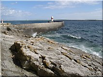 SC2667 : Rocky shore, Castletown by kevin rothwell