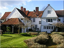 TL8422 : Paycocke's House, Coggeshall by Richard Slessor