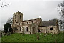 TF4393 : St.Botolph's church, Skidbrooke by Richard Croft