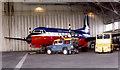 NZ3713 : Flight Calibration Service by Martin Addison
