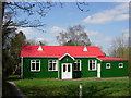 TQ4744 : Hever Village Hall by Jean Barrow