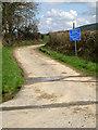 SN5832 : Road Sign by Dara Jasumani
