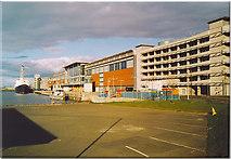 NT2677 : Ocean Terminal, Leith. by Colin Smith