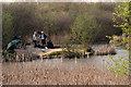 TQ8791 : Doggetts Farm Fishery 2 by Glyn Baker