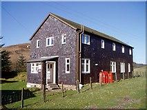 NN9804 : Glendevon Youth Hostel by David Gruar