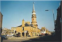 NO8785 : Stonehaven, Market Square. by Colin Smith