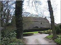 SK2376 : Stoke Barn by George Wolfe
