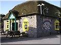 O1667 : The Huntsman Inn by Kenneth  Allen