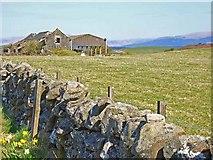 NX2965 : Barn at West Culvennan by Oliver Dixon