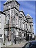 SH4862 : SALEM, Eglwys yr Annibynnwyr, Caernarfon by Kenneth  Allen