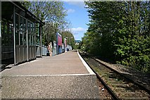 SW8132 : Falmouth Town Station by Tony Atkin