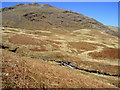 NY2402 : Mosedale and  Little Stand by Andy Beecroft
