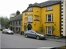 N0015 : The Royal Shannon Hotel, Banagher by Brian Shaw
