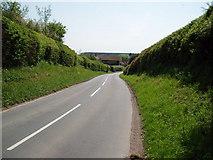 SK7369 : Entering Egmanton, Nottinghamshire by Robert Goulden