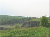 SK2076 : Furness Quarry by George Wolfe