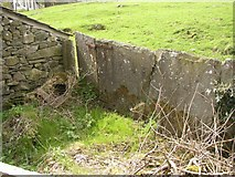 SD3598 : Stone gate, Colthouse, Claife by Humphrey Bolton