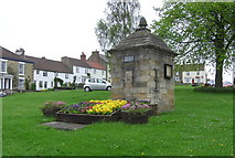 NZ2422 : Village Pump :  Heighington by Hugh Mortimer