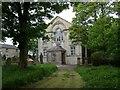 SS6497 : Mynydd-bach chapel by Kevin Flynn