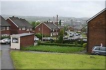 SK4593 : East Herringthorpe estate, Rotherham by David Morris