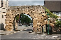 SK9772 : Newport Arch by Richard Croft
