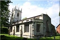 SK6592 : St.Nicholas' church, Bawtry by Richard Croft