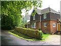 TQ6052 : Reeds Lane, near Shipbourne by Derek Harper