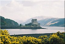 NG8825 : Eilean Donan Castle by James Hearton