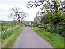 SE2646 : Castley Farm by Roger Foyle