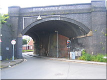 SP0278 : Bridge at Mill Lane and Station Road, Northfield by David Stowell