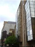 TQ3179 : Government offices on Webber Street by Derek Harper