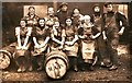 TG5207 : Peterhead fish workers at Great Yarmouth by Gorman family archive