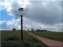 NO8578 : Farm road to Brigstanes Farm by Stuart Reid