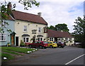 NZ3321 : Kings Arms : Great Stainton. by Hugh Mortimer