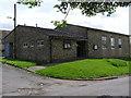 NZ2921 : Brafferton Village Hall  : Built 1971 by Hugh Mortimer
