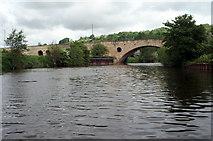 ST7165 : River Avon, New Bridge by Pierre Terre
