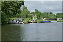 ST6966 : River Avon above Saltford by Pierre Terre