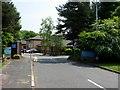 NZ2853 : Entrance to Washington BUPA Hospital by Brian Abbott