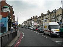 TQ2775 : Battersea Rise (A3) by Danny P Robinson