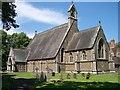 SO8143 : Hanley Swan Catholic Church by Bob Embleton