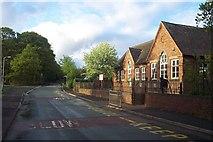 SK0512 : Gentleshaw Primary School by Geoff Pick