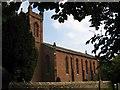 NY4153 : St John's Church, Upperby, Carlisle by Brian Norman